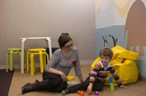 Inside Australia's first ever shopping centre 'quiet room' for people with autism